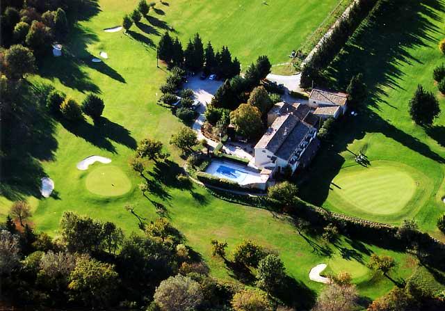 Le golf d'Uzès (9 trous)